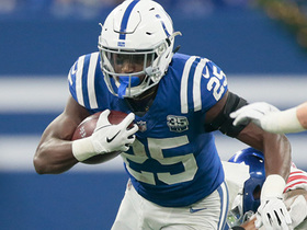 Billick explains why Marlon Mack is his 'favorite back' right now