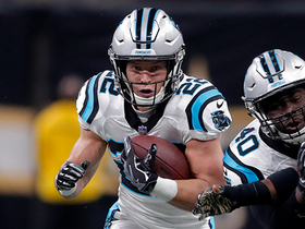 Christian McCaffrey delivers nasty juke to break free for 22 yards