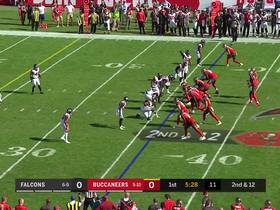 Chris Godwin snags Winston pass out of air