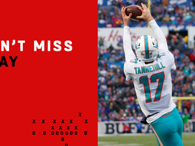 Can't-Miss Play: Tannehill hauls in first career TD catch on trick play