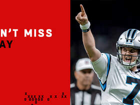 Can't-Miss Play: Kyle Allen LAUNCHES 53-yard TD strike to Curtis Samuel