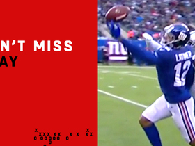 Can't-Miss Play: Latimer or OBJ? Cody makes ANOTHER crazy one-handed catch