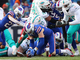 Dolphins' wildcat play doesn't go as planned