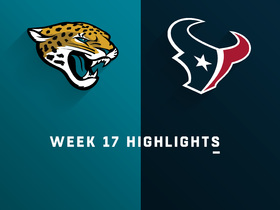 Jaguars vs. Texans highlights | Week 17