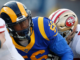 Fowler forces pressure onto Mullens for Rams INT