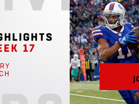 Every Zay Jones catch from 2-TD game | Week 17