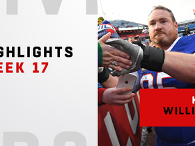 Best moments from Kyle Williams' career finale | Week 17