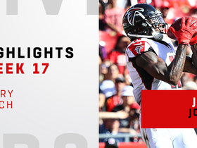 Every Julio Jones catch from his 138-yard game | Week 17