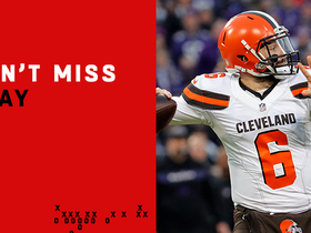 Can't-Miss Play: Baker cooks up perfect 40-yard toss to Higgins