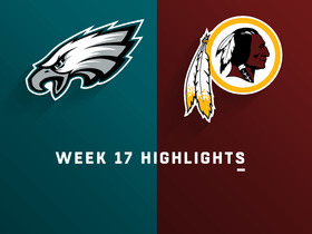 Eagles vs. Redskins highlights | Week 17