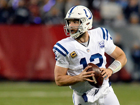 Luck's touch pass hits Inman for 24 yards