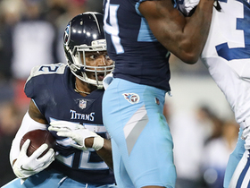 Derrick Henry dishes out a flurry of moves on 19-yard run