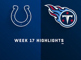 Colts vs. Titans highlights | Week 17