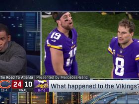 Prime reacts to Cousins' confrontations with Thielen in Week 17