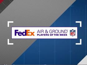 FedEx Air and Ground Players of Week 17 nominees
