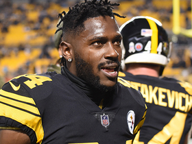 Rapoport: Antonio Brown has made 'no actual trade request'