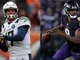 Which QB would you rather have in Wild Card Weekend: Rivers or Jackson?