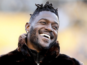 Prime's New Year's resolution for Antonio Brown