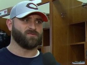 Kyle Long on playing vs. brother Chris: 'On Sunday, we're not related'