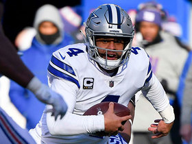 Dak Prescott carves up Giants defense in Week 17