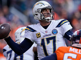 Philip Rivers has a day vs. the Broncos in Week 17