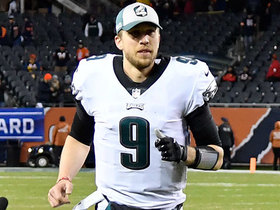 Rapoport: Eagles will 'try to trade' Foles in offseason