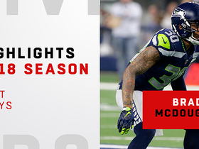 Bradley McDougald's best plays | 2018 season