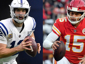 Which QB would you rather have this week: Luck or Mahomes?