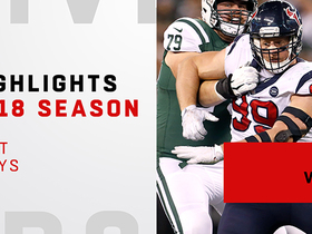 J.J. Watt's best plays | 2018 season