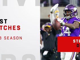 Stefon Diggs' best catches | 2018 season