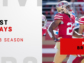 Matt Breida's best plays | 2018 season