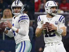 Which QB under 30 needs a win most: Mahomes, Goff, Dak or Luck?