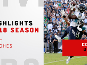 Corey Davis' best catches | 2018 season