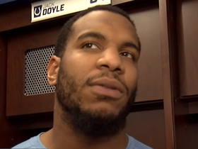 Ebron describes Colts locker room vibe for Divisional Round