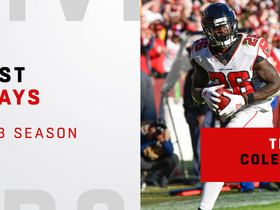 Tevin Coleman's best plays | 2018 season