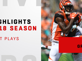 A.J. Green's best plays | 2018 season