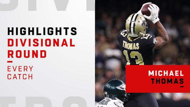 Michael Thomas lets his record day do the talking in Saints  win - NFL.com fdf98c06f
