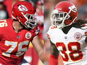 Garafolo details what to expect from Chiefs activating Duvernay-Tardif, releasing Ron Parker