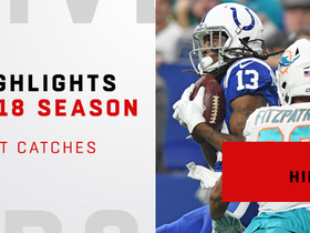 T.Y. Hilton's best catches | 2018 season