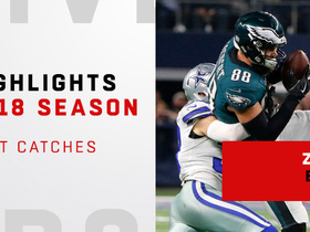 Zach Ertz's best catches | 2018 season