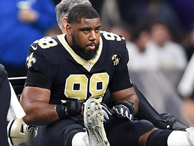 How will Saints handle loss of Sheldon Rankins vs. the Rams?
