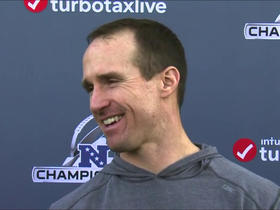 Drew Brees reveals how he celebrated his 40th birthday
