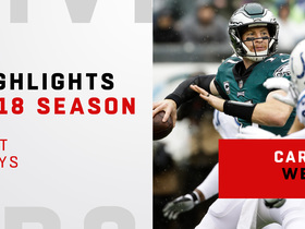 Carson Wentz's best plays | 2018 season