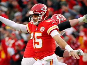 Schrager: Mahomes will 'break the internet' vs. Pats