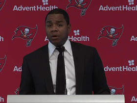 Byron Leftwich explains why he's 'excited' to work with Jameis Winston