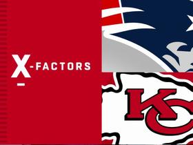 Who is the Patriots-Chiefs X-factor?
