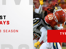 Tyreek Hill's best plays | 2018 season