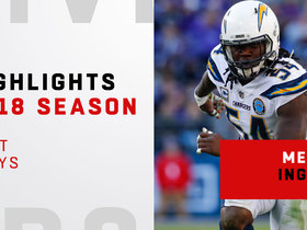 Melvin Ingram's best plays | 2018 season
