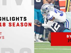 Byron Jones' best plays | 2018 season