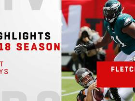Fletcher Cox's best plays | 2018 season
